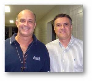 Dr.Marcelo Ferreira E Dr. Carlos Abath No IMIP