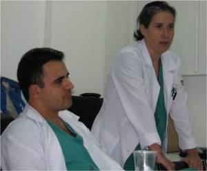 Dr.Sergio Possidio E A Dra.Patricia Caryri - TOPE 2010