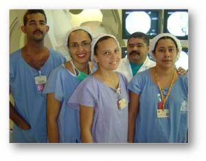Equipe Enfermagem Hosp Portugues